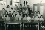 Ecole OURY-NORD 1964-65 Maternelle Grands LEFEBVRE