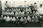 Ecole OURY-NORD 1961-62 Maternelle Grands VILLALON