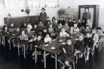 Ecole OURY-NORD 1966-67 Maternelle Moyens VILLALON